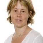 Porträtt av Lena Neij.