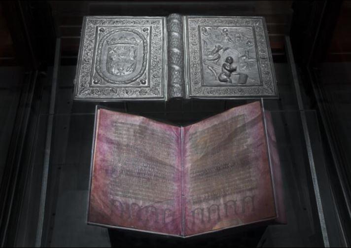 Codex argentinus, silverbibeln.