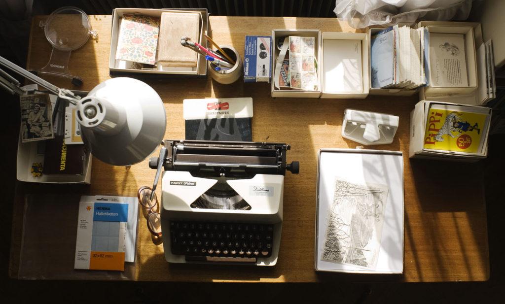 Astrid Lindgrens arkiv