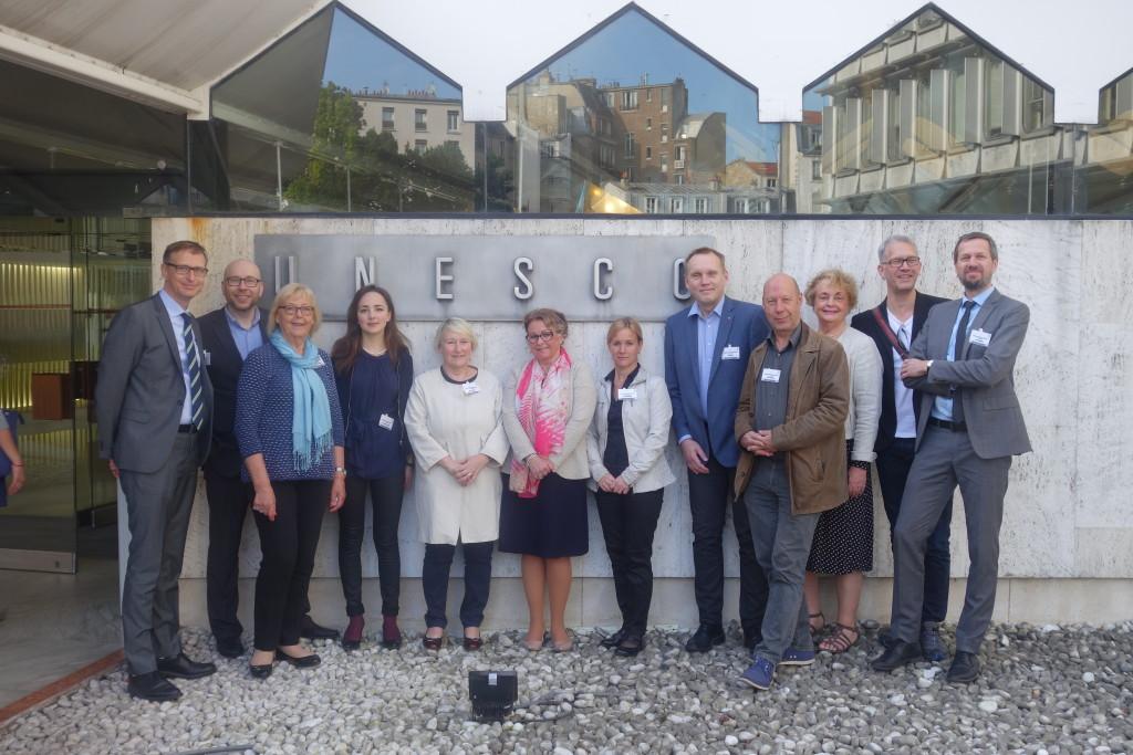 Unescorådet i Paris 2015