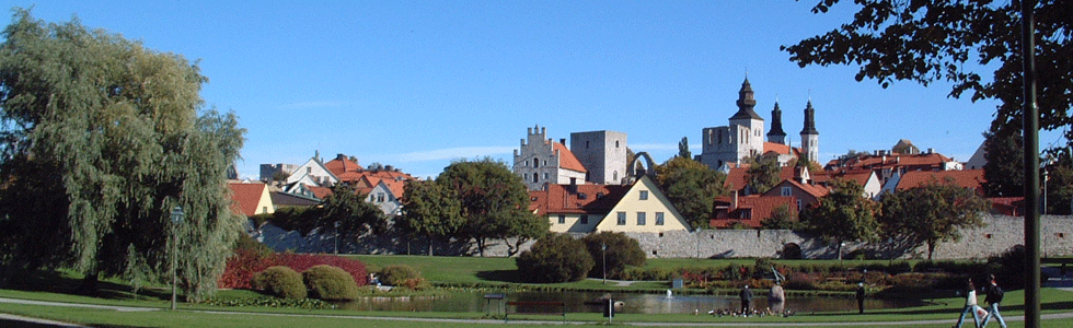 Hanestaden Visby.