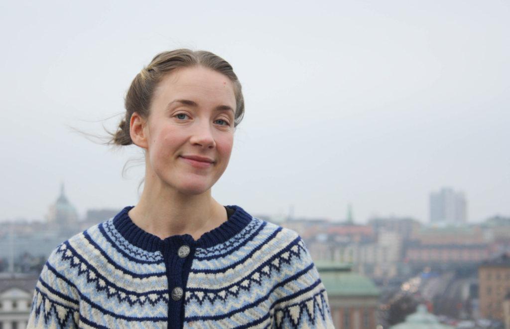 Johanna Adolfsson, praktikant på Svenska Unescorådet under hösten 2016