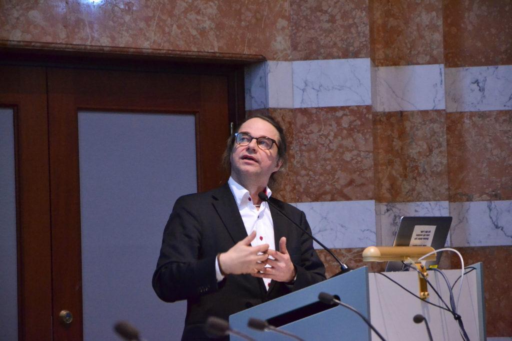 Dag Hartman berättar om arbetet med UNESCO Creative City Östersund
